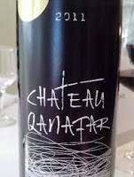 Produtos da Château Qanafar - Vinho libanês