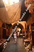 Souk, mercado árabe - Sidon