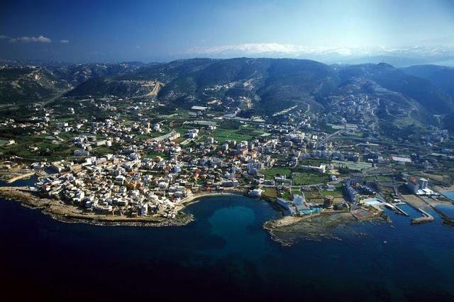 Batroun - Vinho libanês