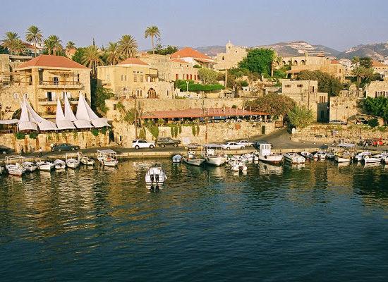 Biblos - Cidades libanesas