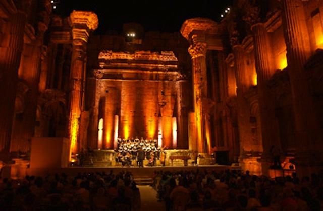 Baalbek - As maravilhas do mundo árabe
